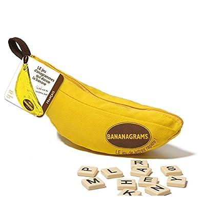 Bananagrams 91097 Jeu de Réflexion - Version Française