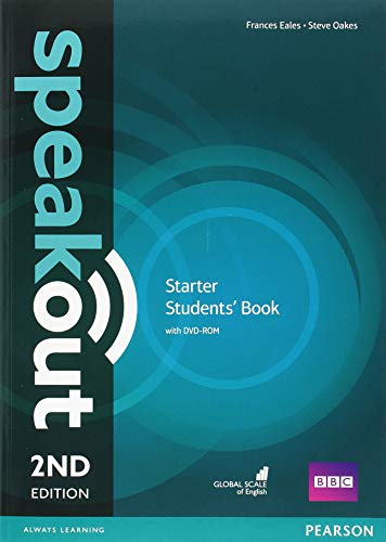 Speakout 2nd Edition Extra Starter Students Book/DVD-ROM/Workbook/StudyBooster Spain Pack REVISED
