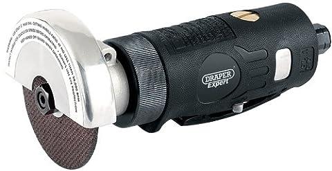 Expert Soft Grip 75mm Soft Grip réversible Air Arrêt Outil–QUALITÉ Expert, brevetés avec mécanisme réversible à protéger ou des étincelles. Conçu pour couper Feuille Corps Panneaux ou éclairage automatique en métal. Faible bruit/faible Vibration; vitesse variable; Moteur rotatif d'entrée d'air pour éviter les cheveux Air Line et de sécurité en acier avec levier d'accélérateur à sa. Lock off. particulièrement adapté pour une utilisation dans les espaces de travail confinés sur le travail de réparation de carrosserie. Carton d'affichage.
