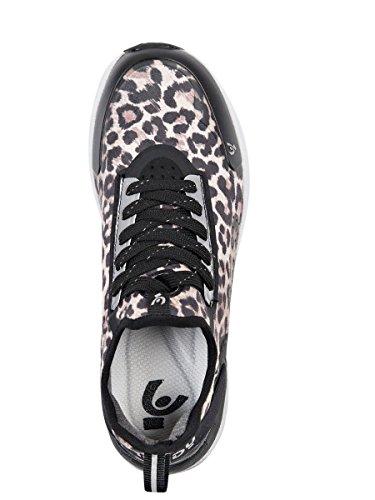 Scarpe Donna Freddy Feline D.I.W.O. MZ2-Leopardo
