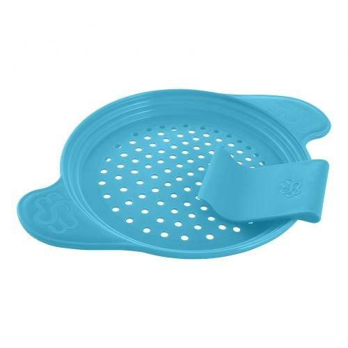 Spätzle Rallador Spätzle Milagro de muxel con patente Rasqueta Hielo Azul