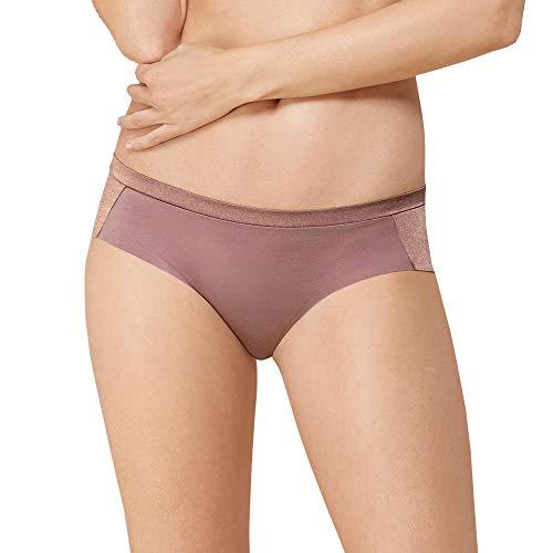 Triumph Damen Body Make-up Soft Touch EX Hipster, Braun, Herstellergröße: 40 -