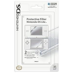 Nintendo DS Lite – Bildschirm-Schutzfolie
