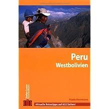 Stefan Loose Travel Handbücher Peru und Westbolivien