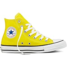 converse all star gialle alte