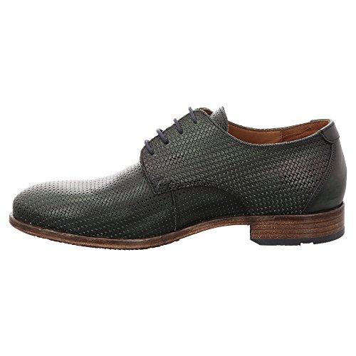 LLOYD 18-075-35, Chaussures de Ville à Lacets Pour Homme Vert Vert Vert
