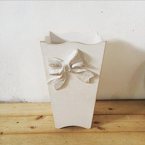portaombrelli-in-legno-stile-shabby-decorato-a-mano-con-fiocco-bianco
