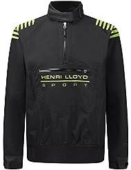 Henri Lloyd Energy Dinghy Smock Black Y00343