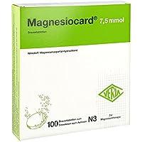 Magnesiocard 7,5 mmol Brausetabletten 100 stk preisvergleich bei billige-tabletten.eu
