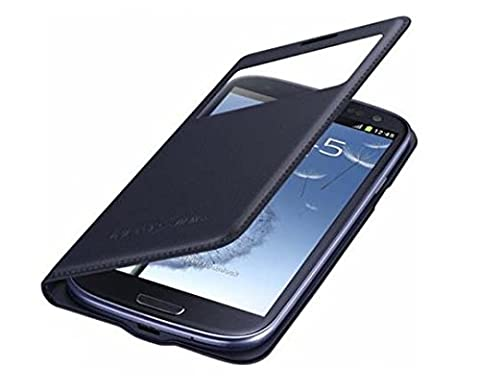 Samsung S View Cover Indigo Blau EF-CI930BLEGWW für Samsung Galaxy S3 Neo