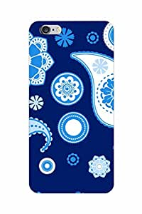FABCASE Apple Iphone 6 / 6s Printed Premium Phone Cases and Back Covers Fancy Hard Plastic Panels Pouches D0933