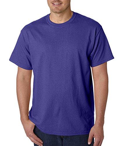 Semi-Trucks auf American Apparel Fine Jersey Shirt Lilac (50/50)