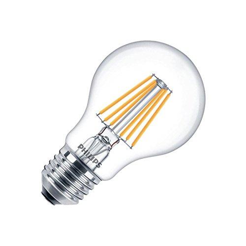 Bombilla LED E27 Filamento CLA Classic A60 8W Blanco Cálido 2700K efectoLED