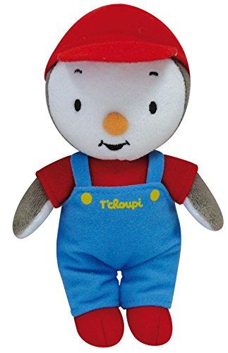Jemini - 023008 - T'choupi - Peluche Bean Bag - 18 Cm