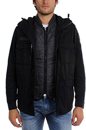 Diesel - - W-Tapi Giacca Jacket Black
