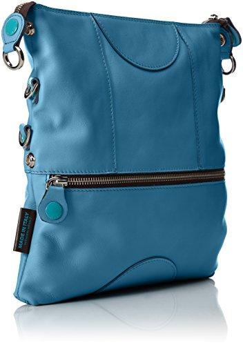 Gabs & Gabs Studio Luisa, sac bandoulière Blau (AZZURRO)