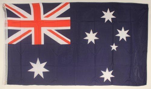 Flagge Fahne ca. 90x150 cm : Australien Nationalflagge Nationalfahne
