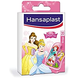 Hansaplast Princess Pack de 20 Pansements - Lot de 2
