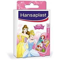 Hansaplast Princess Pack de 20 Pansements - Lot de 2