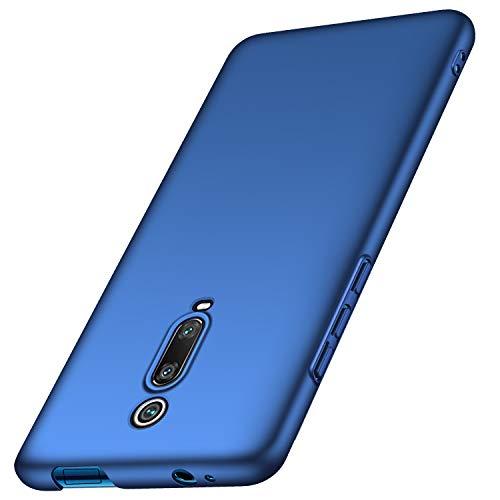 anccer Cover Xiaomi Redmi K20/Redmi 9T, [Alta qualità] [Ultra Slim] Anti-Scratch Hard PC Case Custodia per Xiaomi Redmi K20/Redmi 9T (Azzurro Liscio)