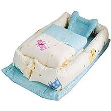 Baby Nido, T-MIX 100% Algodón Orgánico/Lavable - Recién Nacido 0