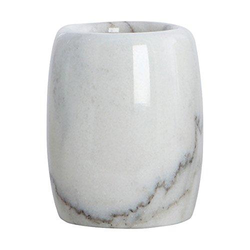 House Doctors Tumbler, Marble, Dia. : 7,4 cm - Hauteur : 10 cm