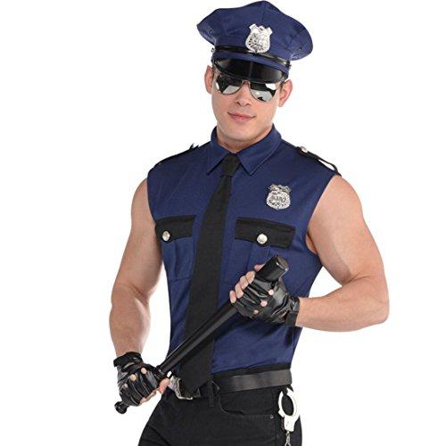 """Polizei Kostüm """"Under Arrest"""" Herren Gr. M"""