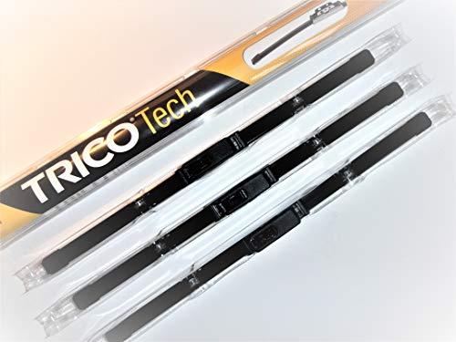 3set Trico avant et arrière d'essuie-glace 53,3 x 48,3 x 38,1 cm