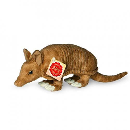armadillo-plush-soft-toy-by-teddy-hermann-collection-19cm-923190