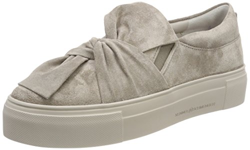 Kennel und Schmenger Damen Big Slip On Sneaker Braun (Ombra Sohle Creme)