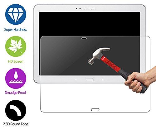 pellicola tablet 10.1 ZeWoo Pellicola Protettiva in Vetro Temperato per Samsung Galaxy Note 10.1 (2014 Edition) 9H *2.5D con spessore di 0