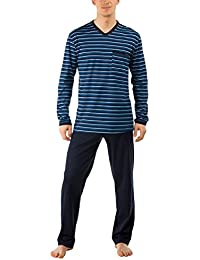 Calida Pyjama -Midnight Spirit - Ensemble De Pyjama - Homme