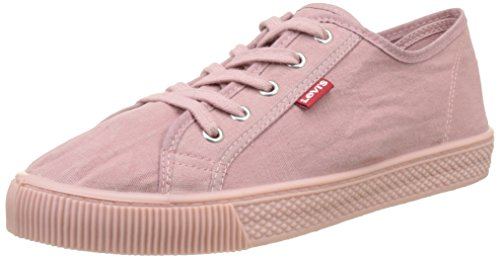 levis-malibu-baskets-basses-femmes-rose-light-pink-39-eu