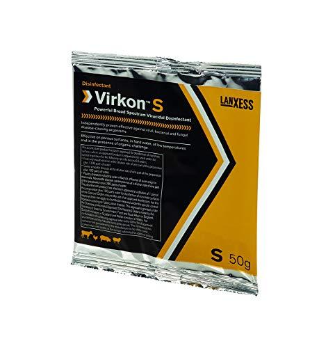 Dupont Virkon S x 50 x 50 Gm Sacchetto profumato