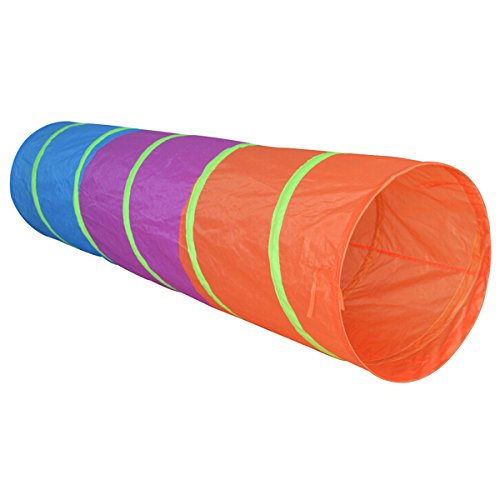 charles-bentley-kids-multi-coloured-pop-up-play-tunnel-indoor-outdoor-w180-x-h46cm-polyester