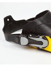 Mares Fin Buckles Abs Plus W/Strap - Hebilla, color negro, talla BX
