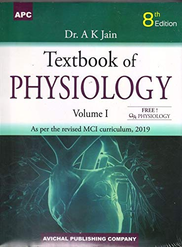 Textbook of Physiology - 2 Volume Set With Free QA Physiology