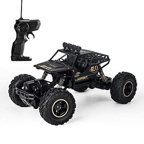 6e330119b RC Coches 4WD 2.4 GHz 4x4 Crawler-1 16 Road Rock Vehículo Radio Control