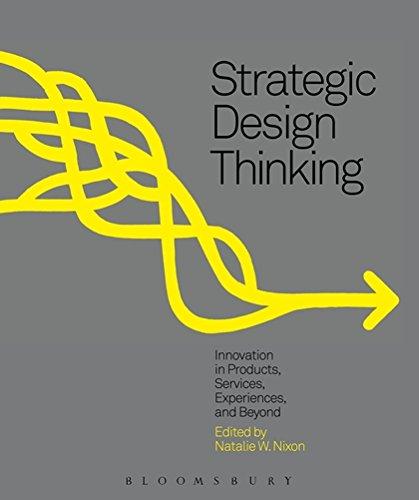 Strategic design thinking pdf for innovation