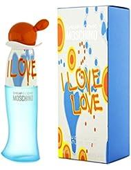 Moschino I LOVE LOVE eau de toilette vaporisateur 30ml