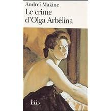 Le Crime d'Olga Arbelina