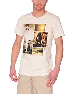 O'Neill O'Riginals Evo T-Shirt manches courtes homme Ivory FR : 40 (Taille Fabricant : M)