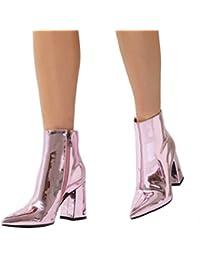 es Para Botas Rosa De Mujer Futbol Amazon Zapatos pA4qdp