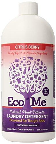 Eco-Me Laundry Detergent (Citrus Berry) 32oz