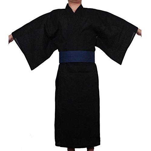 Fancy Pumpkin Kimono japonés Yukata hombres Jinbei