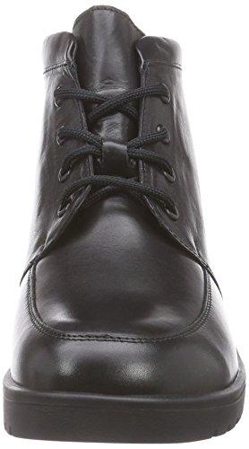 Ganter Ellen-stiefel, Weite G, Bottes Classics courtes, doublure chaude femme Noir - Noir (0100)