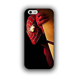 Caseque (Pro) Spider Man Back Cover for Apple iPhone 6