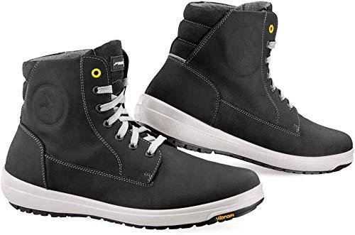 Stivali scarpe falco trek sneaker traspirante da moto con protezioni taglia 41