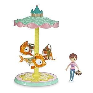 Wonder Park 31084 - Figura Decorativa de Carousel Volador, diseño de pez Volador