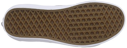 Vans - Classic Slip-On, Scarpe da ginnastica Unisex – Adulto Grigio (washed Herringbone Pack/folkstone Gray)